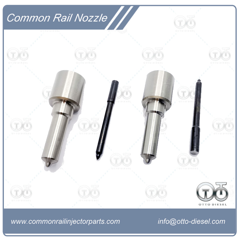 Common Rail Nozzle#M0011P162, , for Injector# A2C9626040080 / 03L130277S / <font><b>03L130277B</b></font> / 03L130277BX / 87083 0871000 / 5WS40539 image