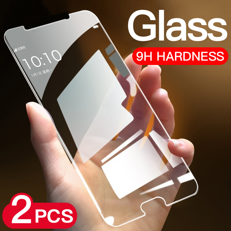 9H Tempered Glass For Samsung <font><b>Galaxy</b></font> A3 <font><b>A5</b></font> A7 2017 2016 <font><b>Screen</b></font> Protector For Samsung A7 A6 A8 <font><b>2018</b></font> Glass Film Clear <font><b>Screen</b></font> Film image