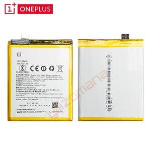 Image 2 - Một Trong Những PLUS Chính Hãng Pin Thay Thế OnePlus 3 3T 5 5T 2 1 BLP571 BLP597 BLP613 BLP633 BLP637 cho 1 + 6 6T 7 Pro Pin