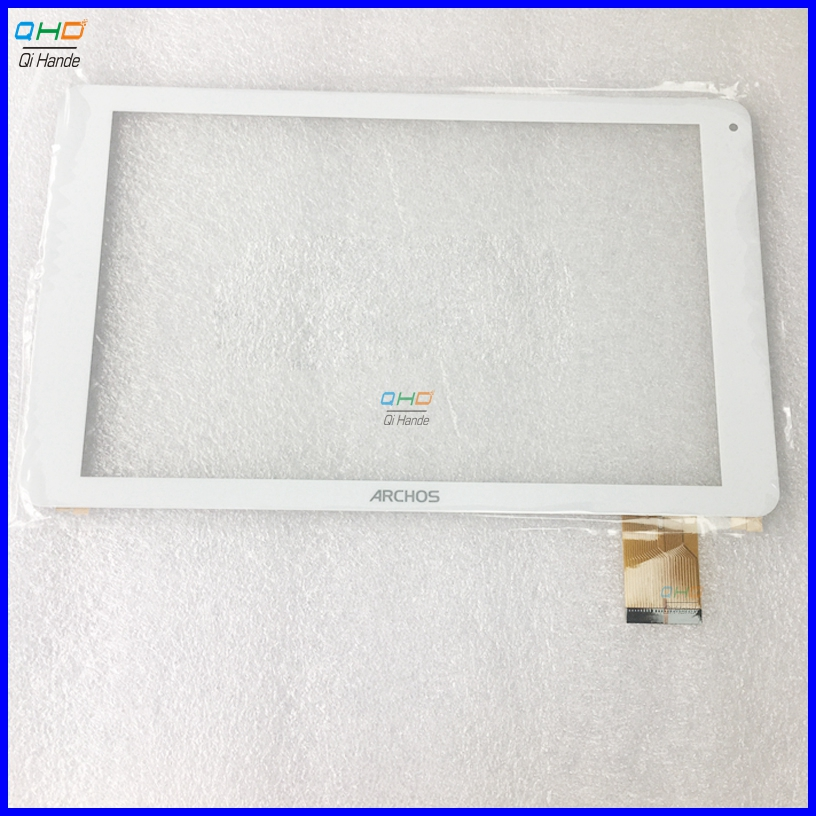 New For 10.1 inch Archos 101 Platinum 3G AC101PL3G touchscreen tablet digitizer panel lcd screen /Tempered Glass Film Protector(China)