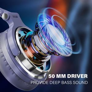 Image 4 - Oneodio Over Ear Wired Gaming Headset Met Microfoon Voor Telefoon Pc Bass Studio Dj Hoofdtelefoon Professionele Stereo Monitor Urbanfun