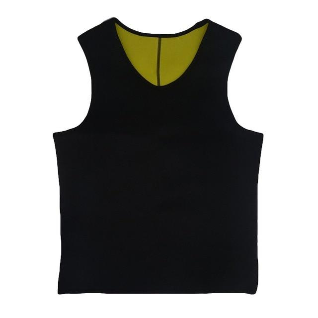 Men Running Vests Weight Loss Cincher Belt Mens Body Shaper Vest Trimmer Tummy Shirt Hot Girdle New Arrival Plus Size 3XL 4