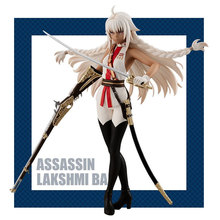 Original Fate Grand Order FGO Saber Anime Action Figure Model Assassin Lakshmi Bai Toy Action Figure Statue Collectible Figurine