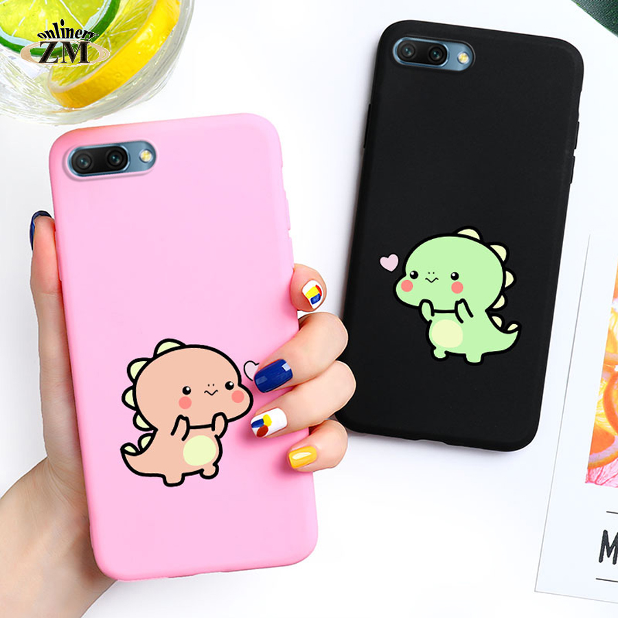20 Cute TPU Case For huawei honor 20 9 10 lite 8X Silicone Ultra Thin Cover for huawei P20 P30 P8 lite 2017 Y5 Y6 prime 2018 Cases (1)