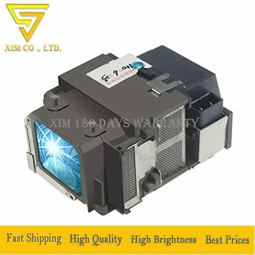 Brand New ELPLP65 / V13H010L65 Replacement Lamp For Epson EB-1750 EB-1751 EB-1760W EB-1761W EB-1770W EB-1771W EB-1775W EB-1776W