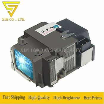 Brand new ELPLP65 / V13H010L65 Replacement Lamp for Epson EB-1750 EB-1751 EB-1760W EB-1761W EB-1770W EB-1771W EB-1775W EB-1776W leran eb 9379 01