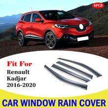 Окно дождевик козырек окна автомобиля Защита крышка для renault