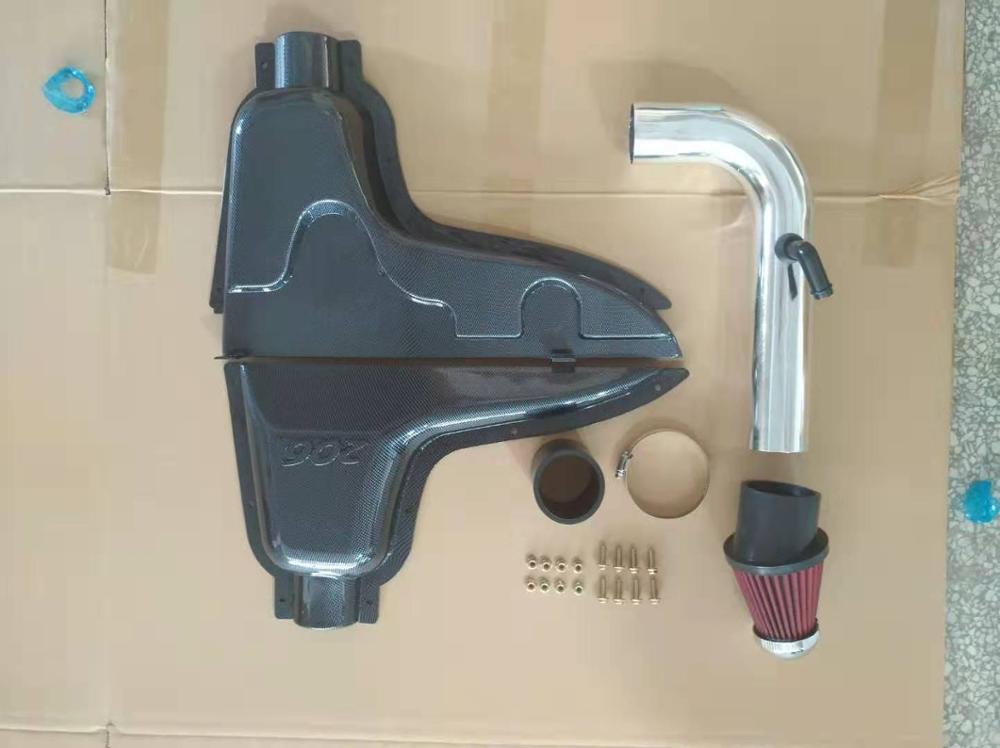 Kit de filtre d'admission d'air à haut débit en fibre de carbone pour Peugeot 106/206/306 Citroen Saxo VTS