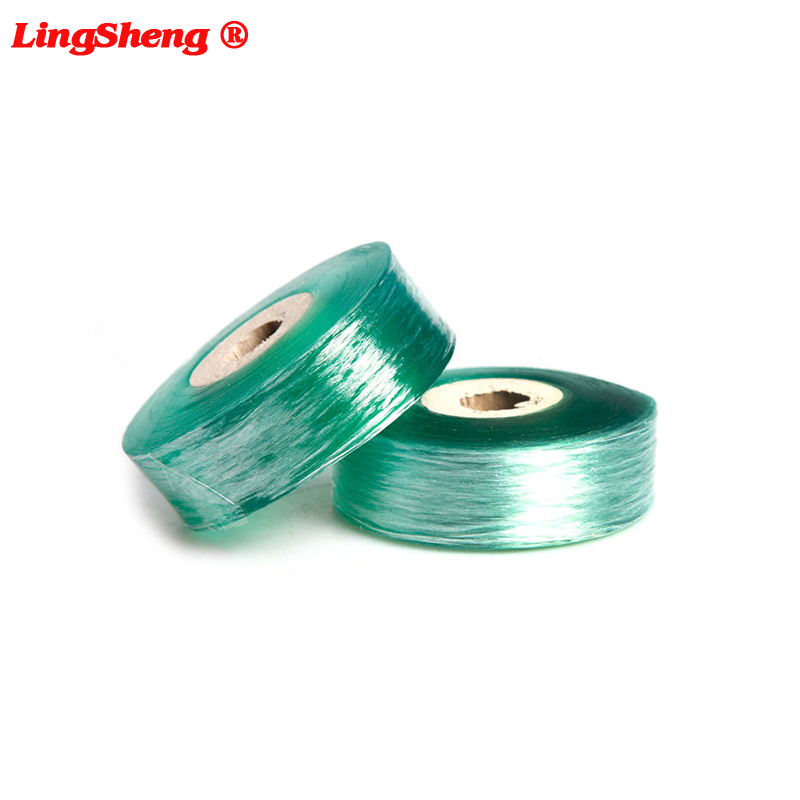 Grafting Tape Garden Tools Fruit Tree Secateurs Engraft Branch Gardening Bind Belt PVC Tie Tape 3CM X 100M / 1 Roll