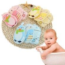 Newborn Care Products Baby Shower Bath Sponge Rub Rubbing Body Wash Sponge Cotton Rubbing Body Wash Towel Accessories