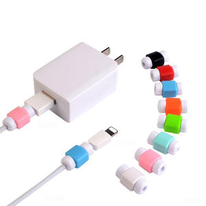 Wire-Cover Cable-Protector Earphone-Line Tablet Data-Charger for Mini-Usb