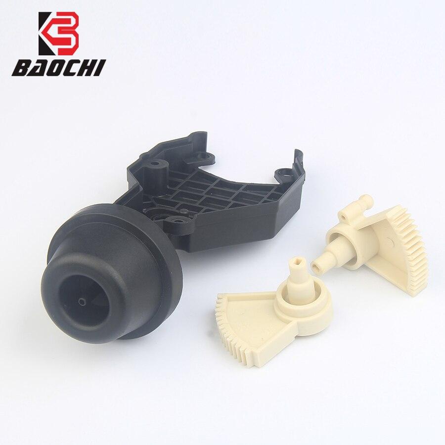 Car Air Intake System Vehicle Intake Manifold Adjusting Unit OEM 06C133619A For Audi A4 A5 A6 Quattro B7 06C 133 619 A