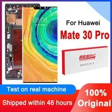 الأصلي 6.53 عرض استبدال لهواوي ماتي 30 برو LCD شاشة تعمل باللمس محول الأرقام الجمعية ل LIO L09 / L29 LIO AL00 / TL00
