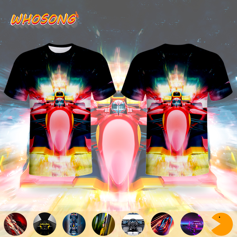 WHOSONG 3D print <font><b>T</b></font>-<font><b>shirt</b></font> car Funny <font><b>F1</b></font> <font><b>t</b></font> <font><b>shirt</b></font> punk style short sleeve men streetwear cool auto racing hip hop <font><b>t</b></font> <font><b>shirt</b></font> image