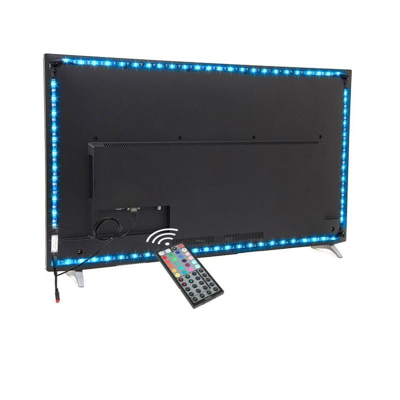 17 teclas iluminação de fundo remoto da tv