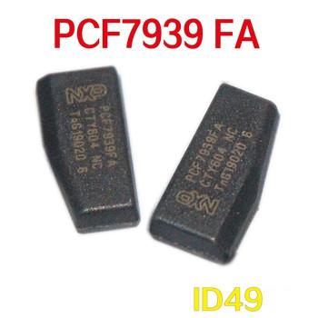 Oryginalny ID49 chip transpondera PCF7939FA PCF7939 FA 49 chip dla Ford Mazda chip transpondera samochodowego tanie i dobre opinie kgreat without
