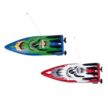 2 Pcs RC Boat Radio Remote Control Twin Motor High Speed