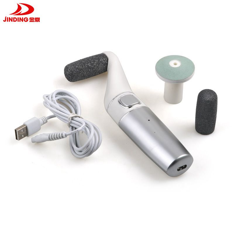 Rechargeable USB Foot File Professional Electric Feet Callus Remover Pedicure Sander Dead Skin Care