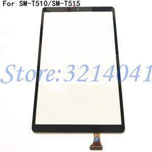 Image 1 - למעלה איכות חדשה מגע מסך עבור Samsung Galaxy Tab 10.1 2019 SM T510 SM T515 לוח מגע Digitizer זכוכית חיישן