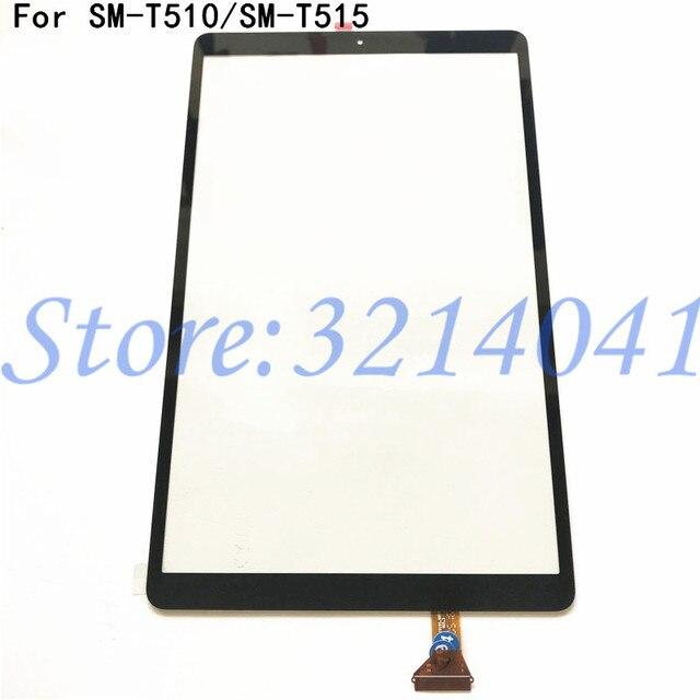 למעלה איכות חדשה מגע מסך עבור Samsung Galaxy Tab 10.1 2019 SM T510 SM T515 לוח מגע Digitizer זכוכית חיישן
