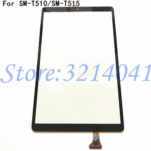Image 1 - Top Quality New Touch Screen For Samsung Galaxy Tab A 10.1 2019 SM T510 SM T515 Touch Panel Digitizer Glass Sensor