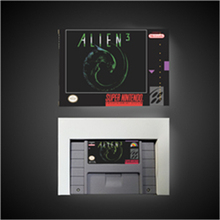 Alien 3   USA Version Action Game Card with Retail Box