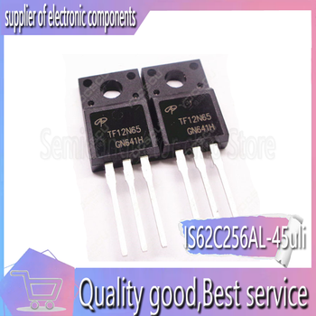 10Pcs//lot FQPF12N65C TO-220F FQPF12N65 12A 650V Mosfet