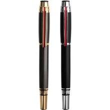 Ручка для перьевой ручки Hero 200E, коллекционная чернильная ручка 14 к, золотая коробка с мелким наконечником, посылка, офисные и школьные принадлежности