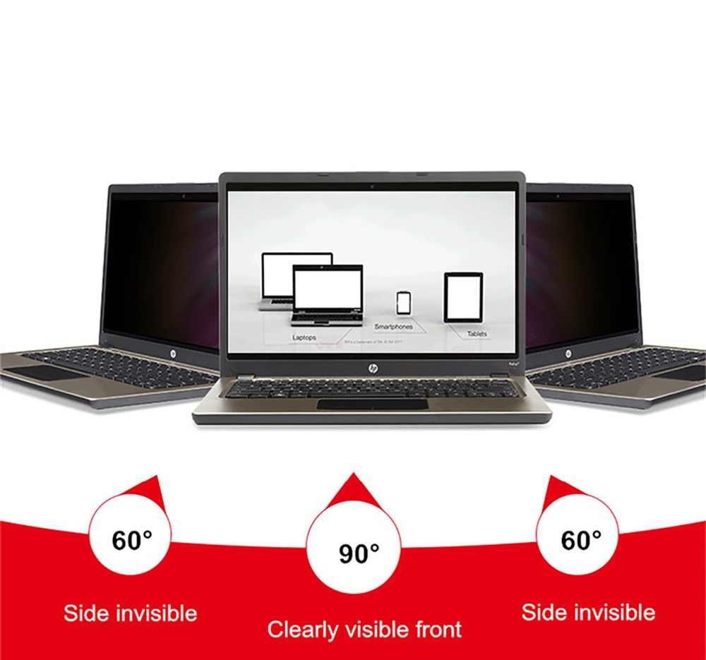 23.8 polegadas (527mm * 297mm) película protetora para computador widescreen, filtro de privacidade anti reflexo lcd para computador notebook 16:9