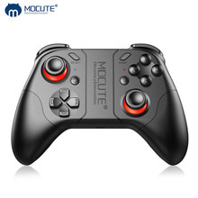 Mocute 053 Bluetooth Gamepad Phone Game Controller Mobile Trigger Joystick For iPhone Android TV Box on Control VR Joypad