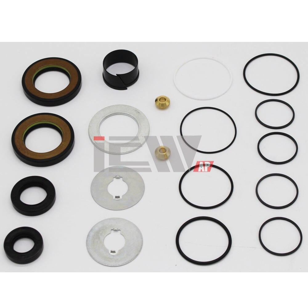 Servolenkung rack montage reparatur kit dichtung Für Toyota 98-07 LAND CRUISER 100