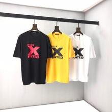 Camiseta con diseño de logotipo clásico para hombre y mujer, camisetas informales de cocina, Tops de alta calidad en negro/blanco, camiseta de moda B6 2021