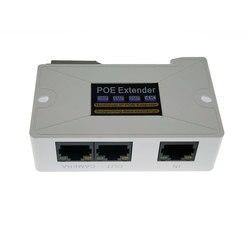 PoE удлинитель, 1 вход, 2 Выход POE, поддержка стандартного питания POE, 2 МП/3 Мп/4 МП/5 Мп/4K, HD камера для широкодиапазонной системы видеонаблюдения