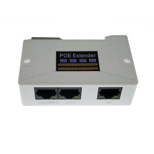 Image 1 - PoE Extender 1 input 2 POE output  Support standard POE power supply 2MP/3MP/4Mp/5MP/4K HD camera for Long distance cctv system