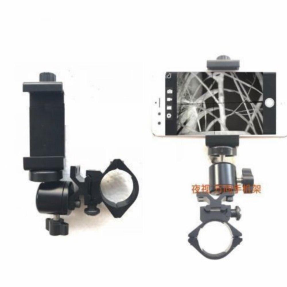 Zielfernrohr Hinzufügen Auf Monokulare/WIFI DIY Nachtsicht Scope Jagd Trail NV Kamera Teleskop