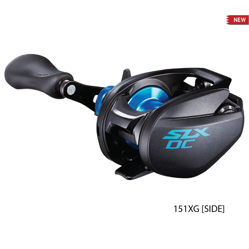 Shimano Slx DC Low Profile Reel  3