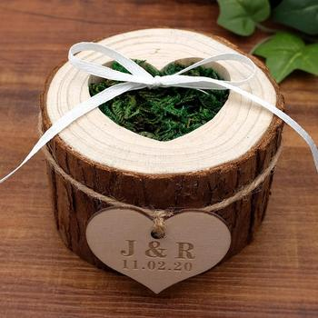 13 way 20a conductive slip ring collector ring brush holder assembly 25x80x300mm Natural Wooden Personalized Ring Box, Personalized Wood Ring Holder, Custom Wedding Ring Box, Ring Bearer Box, Ring Pillow