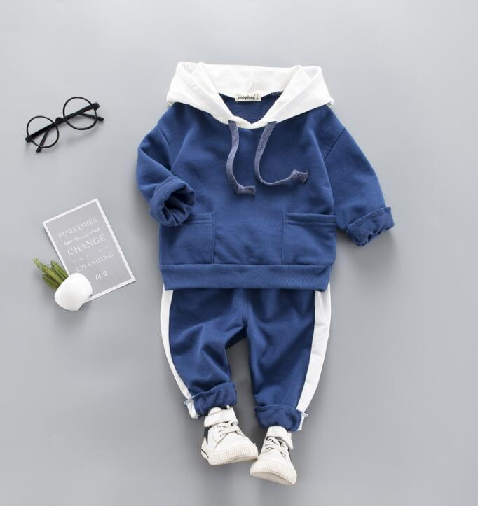 Brand Kids baby Clothing Set for Boys Autumn spring Fashion Boy Set Suits Children baby title=