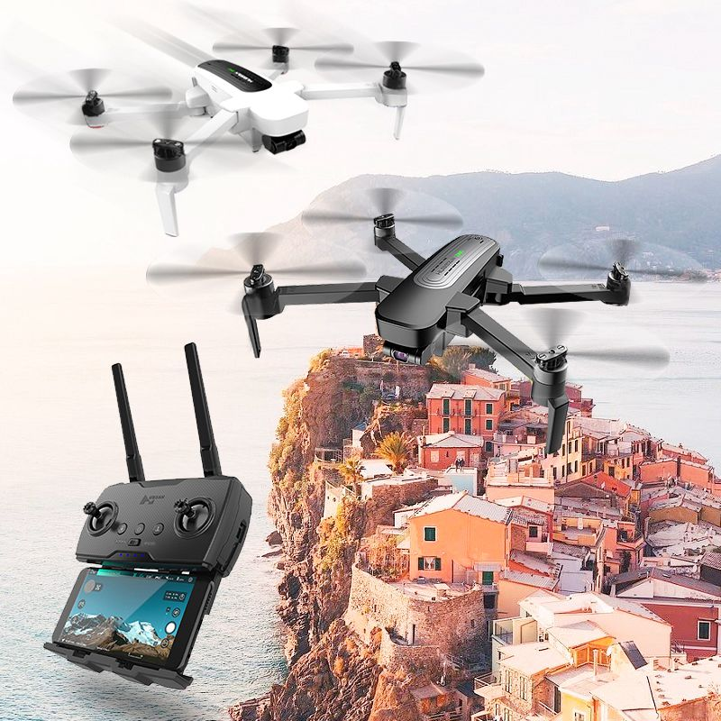 Hubsan H117S Zino GPS 5.8G 1 KM bras pliable FPV avec caméra 4 K UHD cardan à 3 axes Drone RC quadrirotor RTF haute vitesse