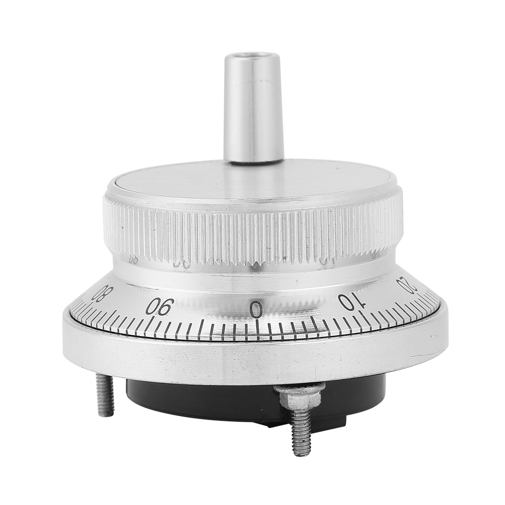 Electronic Handwheel Pulse Generator 4 Terminal CNC 5V 60mm Rotary Encoder With Handle Diameter For CNC Lathes Machines Tools