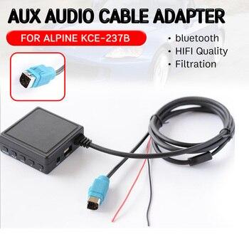 Para KCE-237B adaptador de Cable receptor auxiliar bluetooth con USB, interfaz de...