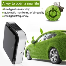 Anion Air Purifier Electrostatic Adsorption Dust Removal Intelligent Stepless Speed Control For Car Home Office