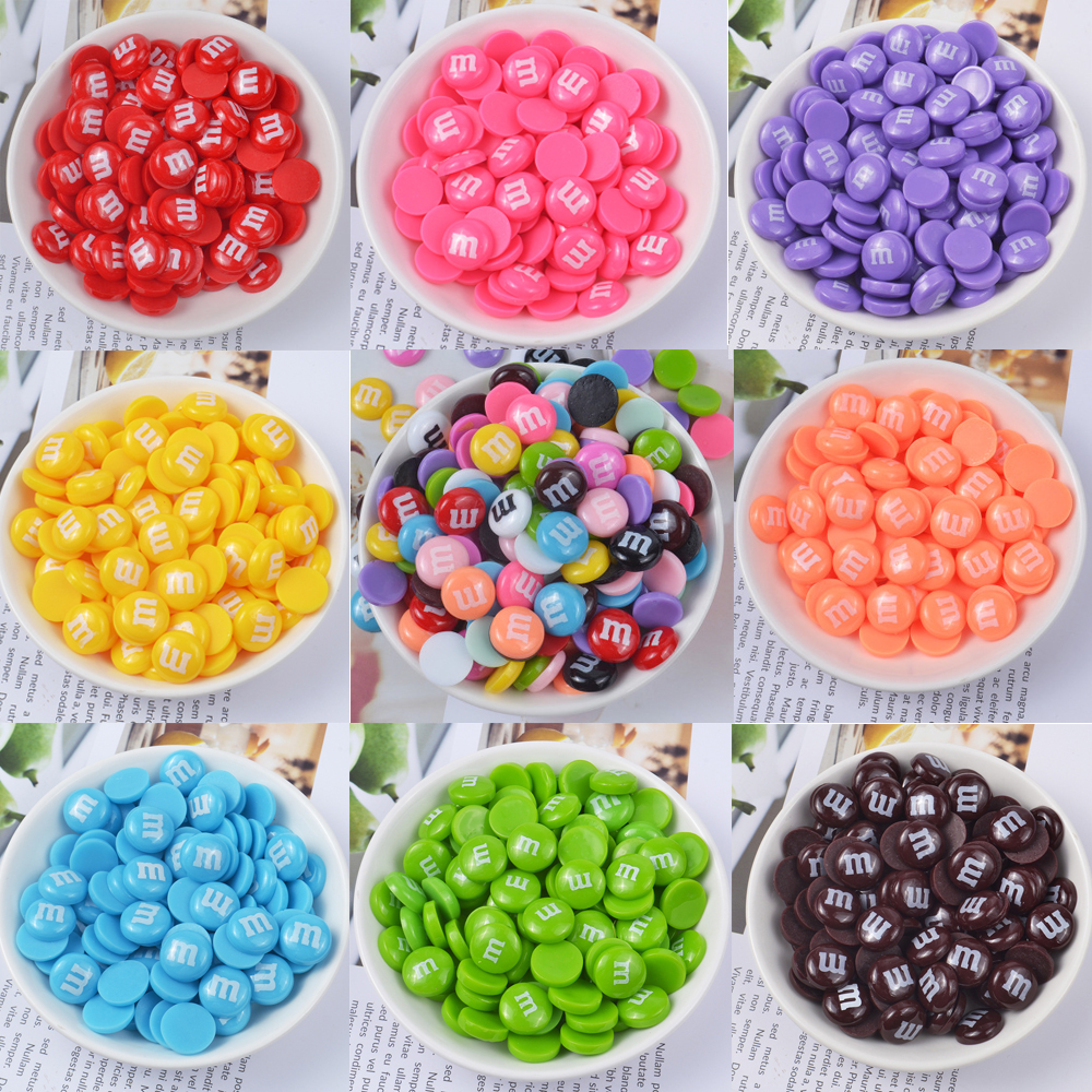 M Beads Charms Slime DIY Hand Putty Slijm Light Plasticine Play Dough Lizun Slime Fluffy Filler Polymer Clay Accessories For Kid