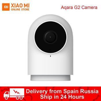 Original 2019 1080P Xiaomi Aqara caméra intelligente G2 passerelle édition Zigbee liaison IP Wifi sans fil nuage sécurité à domicile smartpériphérique