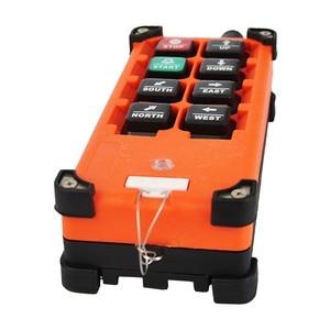 Image 3 - クレーンリモートコントロールtransmiter F21 E1B産業ワイヤレスラジオ 8 シングルスピードボタン送信機