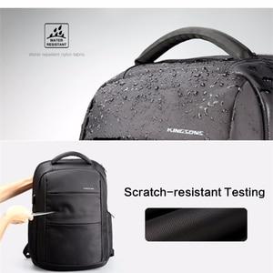 Image 5 - Kingsons External Charging USB Function Laptop Backpack Anti theft Women Business Dayback  Travel Bag 15.6 inch KS3142W
