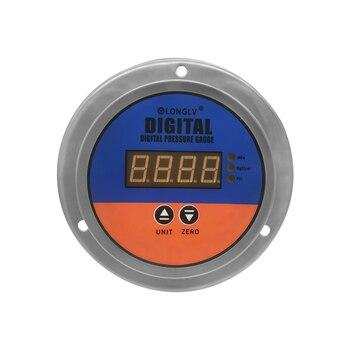 LONGLV YL-810Z high-precision shockproof intelligent digital pressure gauge hydraulic machinery industrial automation