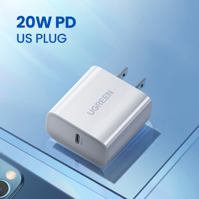 UGREEN-20W-PD-charger