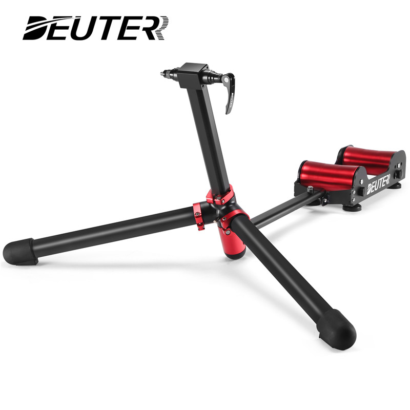 Bike Roller Trainer Resistance Portable Indoor Home Exercise Workout Outdoor Trainning Cycling Stationary Bicycle Bike Trainer