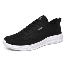Casual Shoes Moccasins Men Sneakers Lightweight Breathable Hot-Sale Men's Fashion Summer